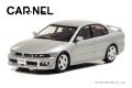 CAR-NEL (カーネル) 1/43 三菱 ギャラン VR-4 type-V (EC5A) 1998 Hamilton Silver 限定300台