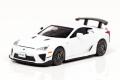 【お1人様1個まで】CAR-NEL (カーネル) 1/64 レクサス LFA Nurburgring Package 2010 パールホワイト ※限定999台