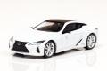 CAR-NEL (カーネル) 1/64 レクサス LC500h 2017 パールホワイト ※限定999台