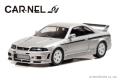 CAR-NEL (カーネル) 1/64 NISMO 400R 1995 シルバー ※限定999台