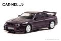 [予約]【お1人様2個まで】CAR-NEL (カーネル) 1/64 NISMO 400R 1995 パープル ※限定999台