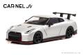 【お1人様2個まで】CAR-NEL (カーネル) 1/64 日産 GT-R NISMO N Attack Package (R35) 2015 シルバー ※限定999台