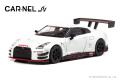 【お1人様2個まで】CAR-NEL (カーネル) 1/64 日産 GT-R NISMO GT3 (R35) 2015 パールホワイト ※限定999台
