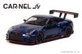 CAR-NEL (カーネル) 1/64 Nissan GT-R NISMO GT3 (R35) 2015 ブルーメタリック ※限定999台