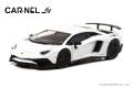CAR-NEL (カーネル) 1/64 ランボルギーニ アヴェンタドール SV (ホワイトパール) ※限定999台