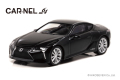 CAR-NEL (カーネル) 1/64 Lexus LC500h 2018 Graphite Black Glass Flake 限定999台
