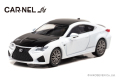 "CAR-NEL (カーネル) 1/64 Lexus RC F ""Carbon Exterior Package"" 2018 White Nova Glass Flake 限定999台"