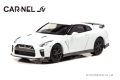 "[予約]CAR-NEL (カーネル) 1/64 日産 GT-R ""Limited of 50 units Special Edition"" (R35) 2019 Brilliant White Pearl 限定777台"