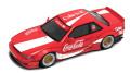 [予約]【お1人様2個まで】INNO Models(イノモデル) 1/64 Nissan シルビア S13 ROCKET BUNNY V2 Coca-Cola (香港限定)