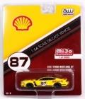 オートワールド 1/64 2017 フォード マスタング GT Shell ※並行輸入品
