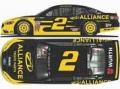[予約]ライオネルレーシング 1/64 NASCAR Cup Series 2018 Ford Fusion ALLIANCE TRUCK PARTS #2 Brad Keselowski