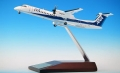 [予約]全日空商事 1/200 DHC-8-400 JA846A 木製台座 ※追加受注