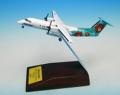 [予約]全日空商事 1/200 DHC-8-300 JA801K つばき塗装ANK 木製台座