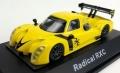 [予約]DORLOP(ドアロップ) 1/64 Radical RXC イエロー