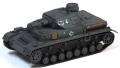 [予約]DRAGON ARMOR (ドラゴンアーマー) 1/72 WW.II ドイツ軍IV号戦車D型 1940 フランス戦線 第10装甲師団第7戦車連隊第4中隊
