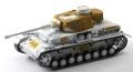 DRAGON ARMOR (ドラゴンアーマー) 1/72 WW.II ドイツIV号戦車G型 1943年ハリコフ 第3SS装甲擲弾兵トーテンコップ師団第7装甲連隊 701号車
