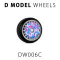 D MODEL 1/64用 ドレスアップパーツシリーズ Wheels No.6 Hedonism