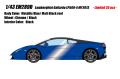 [予約]EIDOLON(アイドロン) 1/43 ランボルギーニ ガヤルド LP560‐4 MY2013 メタリックブルー (ブラックルーフ) 限定35台