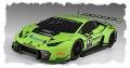 [予約]EIDOLON (アイドロン) 1/43 ランボルギーニ ウラカン GT3 2015 パールグリーン(プレゼンテーション)
