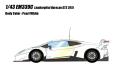 [予約]EIDOLON (アイドロン) 1/43 ランボルギーニ ウラカン GT3 2015 パールホワイト