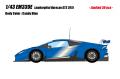 [予約]EIDOLON (アイドロン) 1/43 ランボルギーニ ウラカン GT3 2015 キャンディブルー (限定30台 Limited 30 pcs)