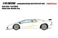 [予約]EIDOLON (アイドロン) 1/43 ランボルギーニ ディアブロ SE30 JOTA PO.03 1995 パールホワイト 限定30台、シリアルナンバー⼊り