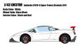 [予約]EIDOLON(アイドロン) 1/43 ランボルギーニ ガヤルド LP570‐4 スーパー トロフェオ ストラダーレ 2011 ホワイト