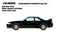[予約]EIDOLON (アイドロン) 1/43 日産スカイラインGT‐R (BCNR33) V‐spec 1997 ブラック