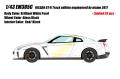 [予約]EIDOLON(アイドロン) 1/43 日産 GT‐R トラックエディション エンジニアード バイニスモ 2017 ブリリアントホワイトパール(限定35台)