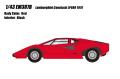 [予約]EIDOLON(アイドロン) 1/43 ランボルギーニ カウンタック LP400 1974 レッド