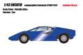 [予約]EIDOLON(アイドロン) 1/43 ランボルギーニ カウンタック LP400 1974 メタリックブルー(限定30台)