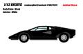 [予約]EIDOLON (アイドロン) 1/43 ランボルギーニカウンタックLP400 1974 ブラック(限定40台)