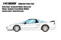 [予約]EIDOLON (アイドロン) 1/43 ホンダ NSX-R (NA2) 2002 グランプリホワイト(レッドシート)