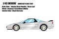 [予約]EIDOLON (アイドロン) 1/43 ホンダ NSX-R (NA2) 2002 セブリングシルバーメタリック(レッドシート)