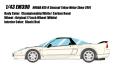 [予約]EIDOLON (アイドロン) 1/43 ホンダNSX‐R コンセプト東京モーターショー2001 チャンピオンシップホワイト/カーボンフード
