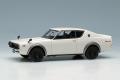 [予約]EIDOLON (アイドロン) 1/43 日産 スカイライン 2000 GT-R (KPGC110) 1973 ホワイト