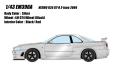 [予約]EIDOLON (アイドロン) 1/43 ニスモR34 GT‐R Z‐tune シルバー
