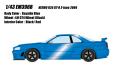 [予約]EIDOLON (アイドロン) 1/43 ニスモR34 GT‐R Z‐tune ベイサイドブルー