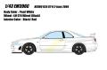 [予約]EIDOLON (アイドロン) 1/43 ニスモR34 GT‐R Z‐tune ホワイトパール