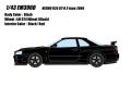 [予約]EIDOLON (アイドロン) 1/43 ニスモR34 GT‐R Z‐tune ブラック
