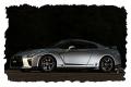 [予約]EIDOLON (アイドロン) 1/43 日産 GT‐R 2017 TE037 wheel Ver. アルティメイトメタルシルバー