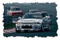 [予約]EIDOLON (アイドロン) 1/43 日産 スカイライン GT-R (BNR32) Gr.A チームゼクセル スパ24時間 1991 Winner