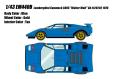 """[予約]EIDOLON (アイドロン) 1/43 ランボルギーニ カウンタック 500S """"ウォルター・ウルフ"""" Ch.1120202 1976 (リマスター) ブルー"""