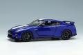 EIDOLON (アイドロン) 1/43 日産 GT-R 50th アニバーサリー ワンガンブルー (ホワイトストライプ)