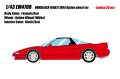 [予約]EIDOLON (アイドロン) 1/43 ホンダ NSX-R(NA1) 1994 オプションホイール フォーミュラレッド (限定30台)