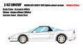 [予約]EIDOLON (アイドロン) 1/43 ホンダ NSX-R(NA1) 1994 オプションホイール グランプリホワイト (限定30台)