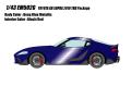 [予約]EIDOLON (アイドロン) 1/43 トヨタ GRスープラ 2019 TRD パッケージ ディープブルーメタリック