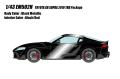 [予約]EIDOLON (アイドロン) 1/43 トヨタ GRスープラ 2019 TRD パッケージ ブラックメタリック