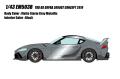 [予約]EIDOLON (アイドロン) 1/43 トヨタ GRスープラ TRD 3000GT コンセプト 2019 マットストームグレイ