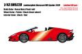 [予約]EIDOLON (アイドロン) 1/43 ランボルギーニ ウラカン EVO スパイダー 2019 (AESIRホイール) ロッソマーズ (パールレッド) (限定80台、国内販売数40台)